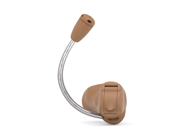 耳内式助听器